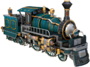 Hardwick locomotive