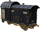 Special-carriage