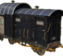 Special carriages