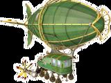 Sky Whale airship
