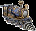 Mogul locomotive