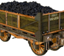 Open boxcars