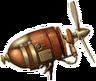 Draco-propeller