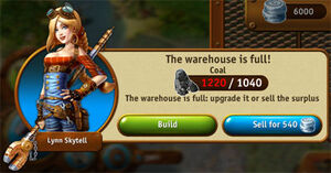 Warehouse-is-full