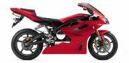 EvDaytona motorcycle