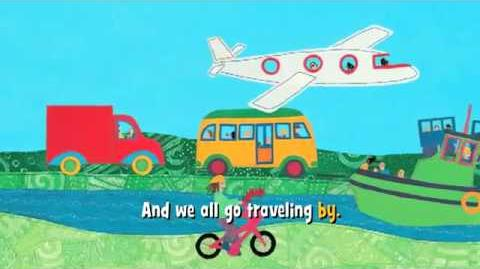 We All Go Traveling By US Kids Games