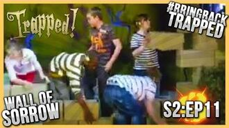 TTV - Trapped! Wall of Sorrow Challenge -S2-EP11- -CBBC, 2008-