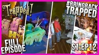 TTV - Trapped! Full Episode - Series 1, Episode 12 (Bow) -CBBC, 2007- -10YearsOfTrapped