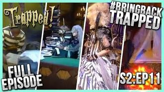 TTV Trapped! Full Episode - Series 2, Episode 11 CBBC, 2008 10YearsOfTrapped