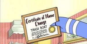Trashboat
