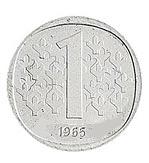 Moneda de un pessetimo