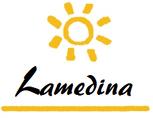 Logo de lamedina