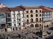 Plaza mayor de Santa Maria