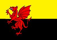 Bandera de Lamedina