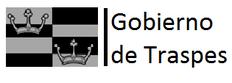 Logo del gobierno de traspes