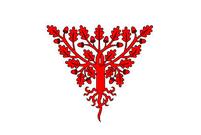 Bandera de la provincia de Bregues