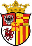 Escudo real de Traspes