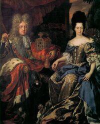 Alfonso I of Traspes and Princess Angela of Brunant