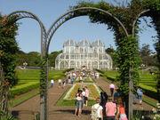 Pabellon parque del castillo