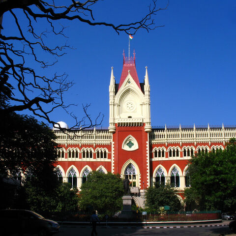 High Court of Calcutta, the highest judicial court of West Bengal state, India