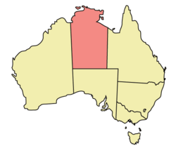 Northern Territory locator-MJC