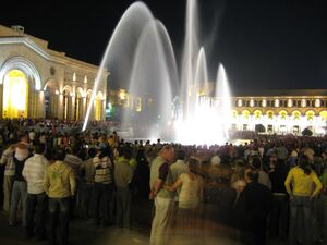 Republic square-fountains-raffi kojian