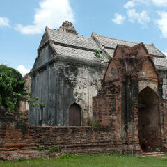 Ruins on Lopburi, Thailand