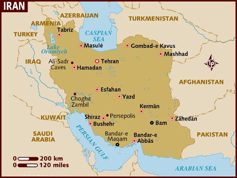 Image Iran map 001 Travel Wiki