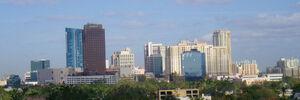 Fort Lauderdale Skyline