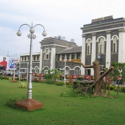 Trivandrum Railway Station