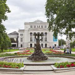 Latvian National Opera.