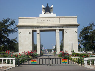 Independence Arch (Ghana)