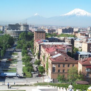 Downtown Yerevan