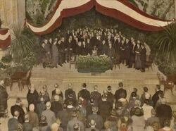 Latvijas Republikas pasludināšana 1918. gada 18. novembrī