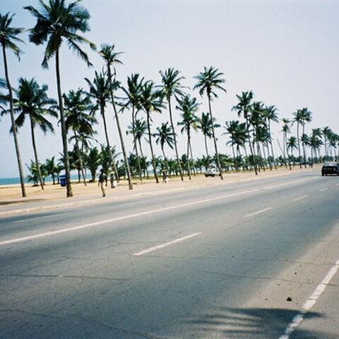Around Lome