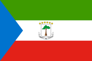 Flag of Equatorial Guinea svg