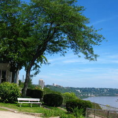 A view of Ohio River