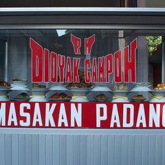 Food stall, Kuta, Bali, Indoensia