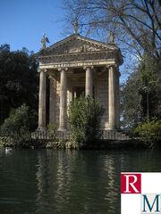Tempel in rom romamirabilia