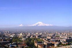 Yerevan Mount Ararat
