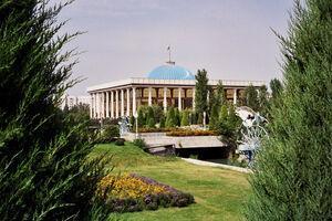 Oliy Majlis (Parliament of Uzbekistan)