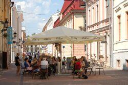 Tartu street