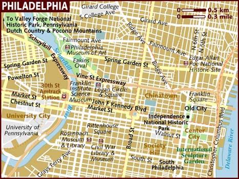 Image Philadelphia Map Jpg Travel Wiki FANDOM Powered By Wikia - Historic philadelphia map