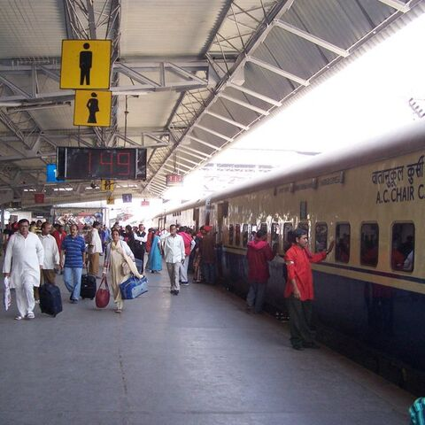 A Train to Surat