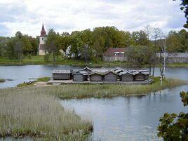 Āraišu ezerpils 2001-05-26