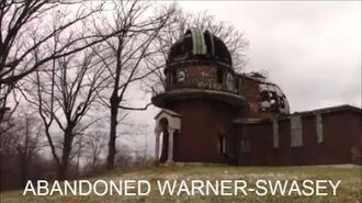 Abandoned Warner-Swasey Observatory (Part 1)
