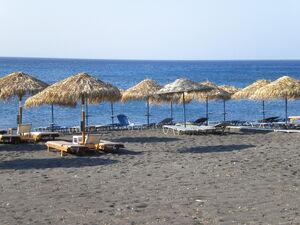 Beach of Santorini