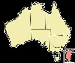 Australian Capital Territory locator-MJC