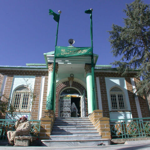 Mausoleum of Tamim Ansar