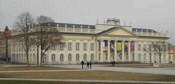 Museum fridericianum kassel